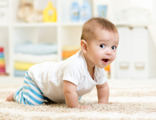 Heads Up: How to Minimize Potential Hazards During Your Baby's First Year