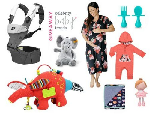 The Ultimate Baby Giveaway by Celebrity Baby Trends