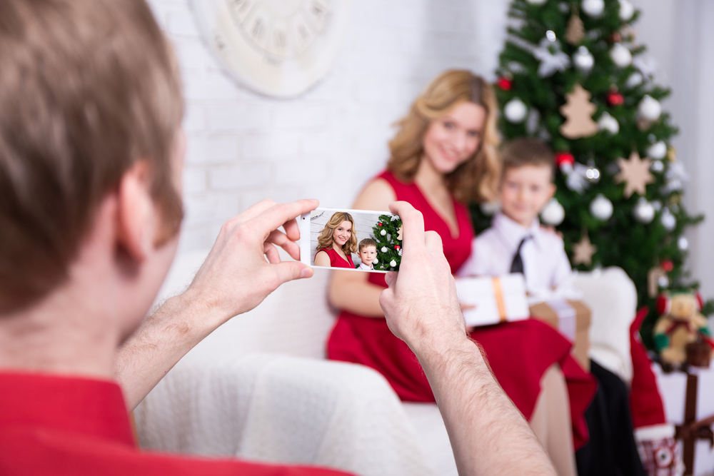 Tips for taking family photos
