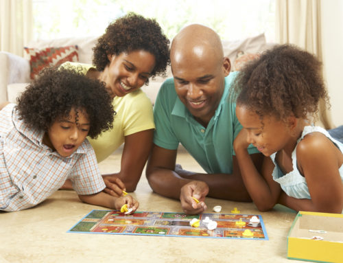 New Year, New Outlook: Focus on Family