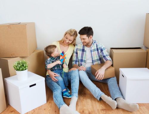 Home Sweet Home: Managing a Move with Young Kids