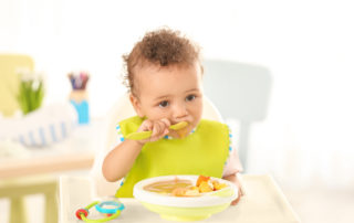 feeding kids with allergies