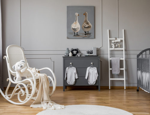 Bedding and Beyond: Cozying up the Nursery