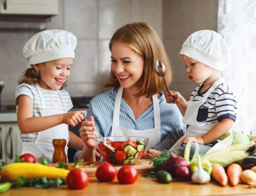 What's Cooking? Getting Kids into the Kitchen